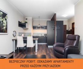 Apartments Wrocław Inowrocławska by Renters