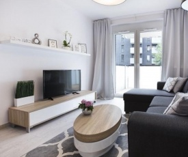 Modern one-bedroom apartment/ City Center/ Centrum
