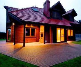 Holiday Home Drewniany z bala.1