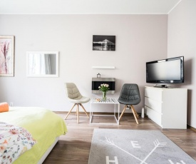 Cosy, Sunny, Central Apartment next to Wisła River