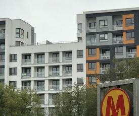 Apartamenty Metro Słodowiec, Żeromskiego 1