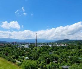 Z widokiem na góry-Zabobrze