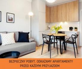 Apartments Warsaw Solidarności by Renters