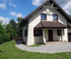 Dom Nad Wąwozem w Kazimierzu Dolnym