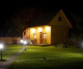 Domek drewniany Wiakówka