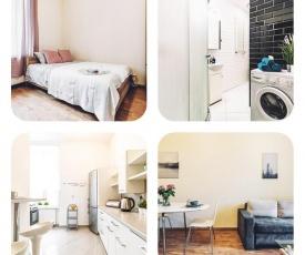 Apartament Żółty Narutowicza 11