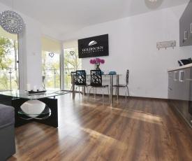 Apartament Orchidea - Osiedle Polanki-basen, sauna,sala fitness