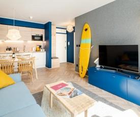 Apartament SURF - SurfingBird Kołobrzeg