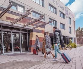 Grape Town Hotel, SPA, Sport, Bowling, Squash, Restaurant