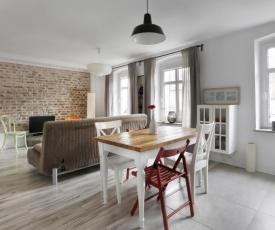 Apartament w loftowym stylu