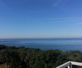 Apartament z panoramicznym widokiem na morze blisko plaży i centrum PL ENG DE