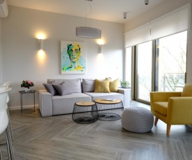 New, Modern Apartment on Rakowicka