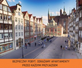 Apartament Old City Center Gdańsk by Renters