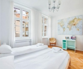 Apartament Old Town Gdańsk Św. Ducha 4 pax centrum