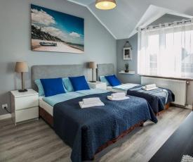Cetniewo pokoje i apartamenty