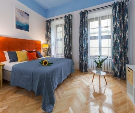 Fragola Apartments Pop of Colour