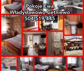 Pokoje Ewa Władysławowo