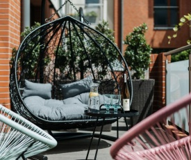 Harmo no. 1 - Sunny Apartment with big terrace