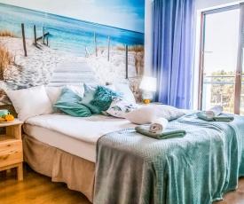 Sunset - Apartament z prywatnym tarasem na dachu i widokiem na morze