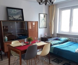 Modern retro apartament Katowice