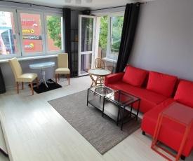 Apartament Uznam
