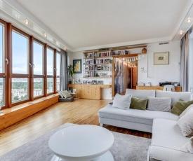 Apartament Sea Towers z widokiem na dwie strony miasta!!! Łącznik