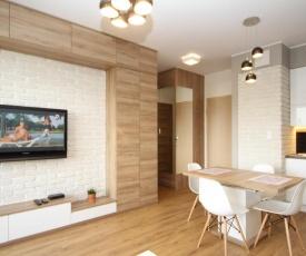 Apartament White Garnizon