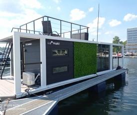 Houseboat-Dom na wodzie - Modern 1 - Gdynia