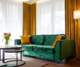 Apartament Leśny No 5 Green