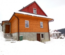 Lochówka - dom w górach
