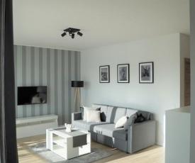 Apartment Seaside Gdańsk in Kwartal Uniwersytecki