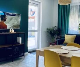 Legnica Apartament 53m2 Delux 6