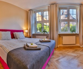 Apartment Bursztynowy Old Town