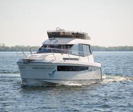 Jacht motorowy Platinum 989 Flybridge