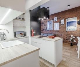 Comfort Apartament Gdańsk - studio & sofa, 1 bedroom, parking