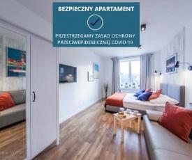 Luxury Comfort Family Old Town Apartament Gdańsk - studio & sofa, 2 bedrooms & sofa, parking & pilot